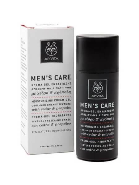 Apivita Men's Care πακέτο 'Ατομική Καθαριότητα & Ενυδάτωση'