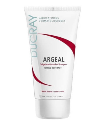 Ducray Argeal Sebum-absorbing Treatment Shampoo, 150 ml