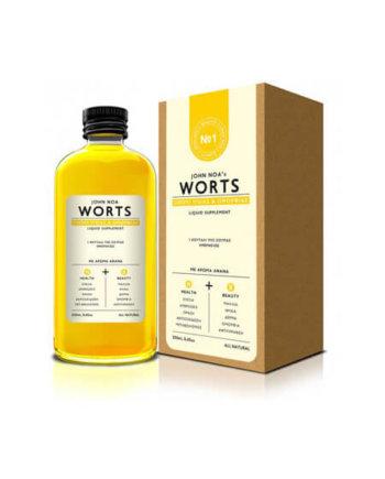 JOHN NOA WORTS - Σιρόπι Υγείας & Ομορφιάς - 250ml