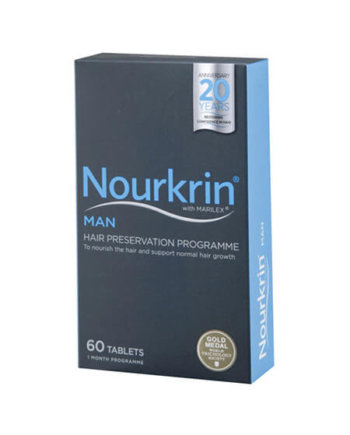 PHARMA MEDICO Nourkrin Man 1 month supply 60 tablets