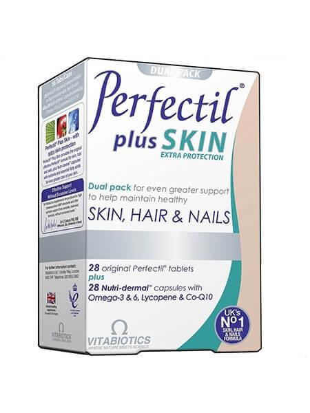 VITABIOTICS Perfectil plus Skin 28t/28c