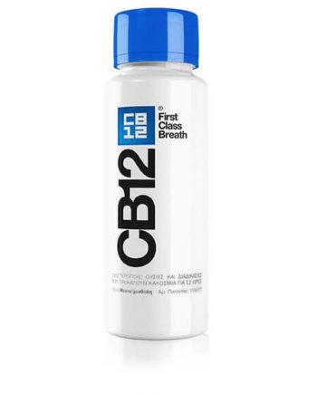 CB12 ΣΤΟΜΑΤΙΚΟ ΔΙΑΛΥΜΑ mint/menthol (original) 250ml