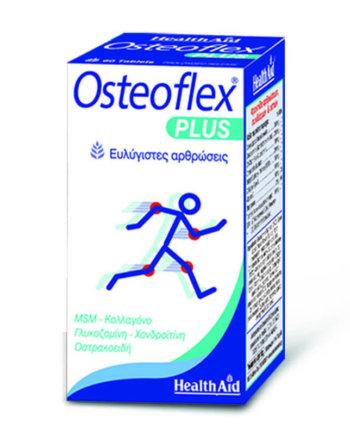Health Aid Osteoflex Plus Glucosamine Chondroitin MSM Collagen