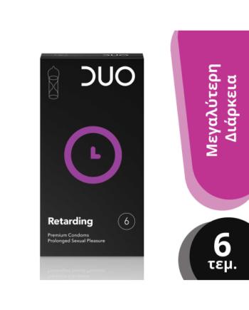 Duo Retarding Επιβραδυντικό 6 Τεμάχια