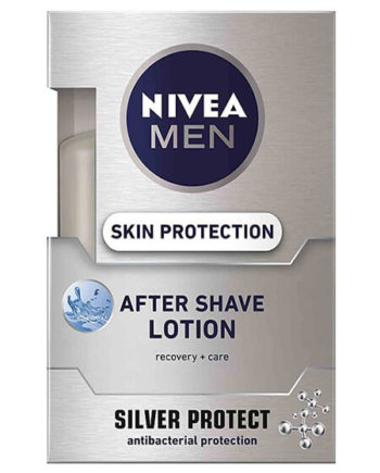 Nivea After Shave Lotion Silver Protection 100ml