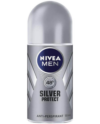 Nivea Rollon Silver Protect 50ml