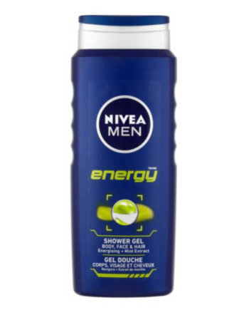 Nivea Shower Gel Energy