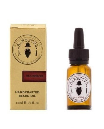 Barbatus Beard Oil Old School 10 ml