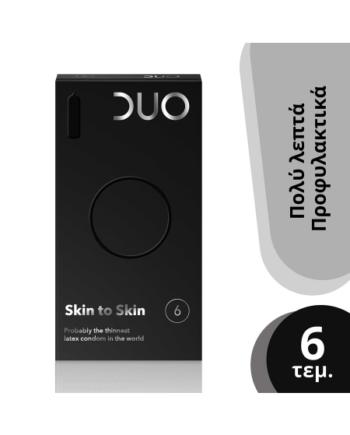 DUO Skin to Skin 6τεμάχια