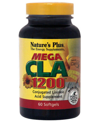 Nature's Plus Mega CLA 1200 mg 60 caps