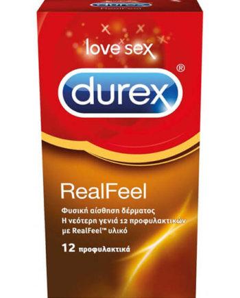 Προφυλακτικά Real Feel