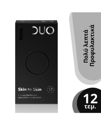 DUO Skin to Skin - 12 τμχ