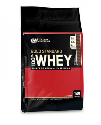 Gold Standard 100% Whey 4540 gr