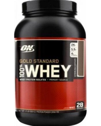 Gold Standard 100% Whey 912 gr