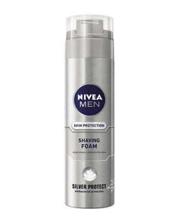 Silver Protect Shaving Foam
