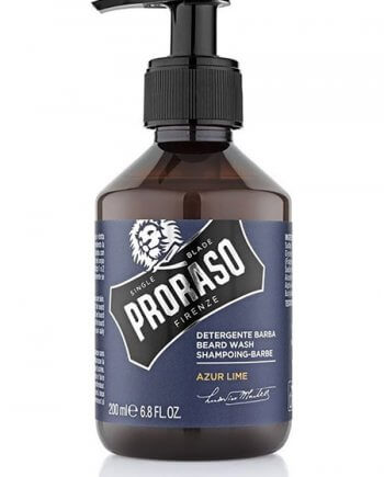 Proraso Beard Shampoo Azur Lime 200ml