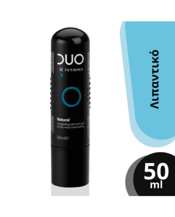 Duo Natural Longlasting Lubricant Gel 50ml