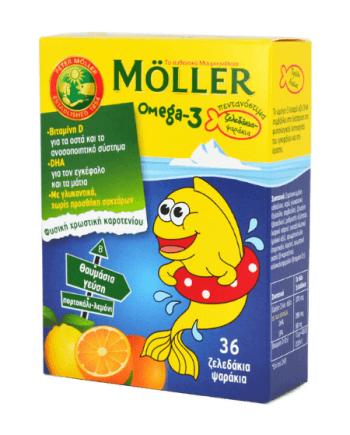 Moller's για Παιδιά
