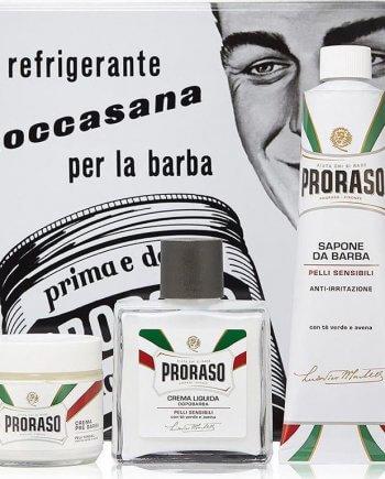 Proraso Toccasana Vintage Tin Gift Set