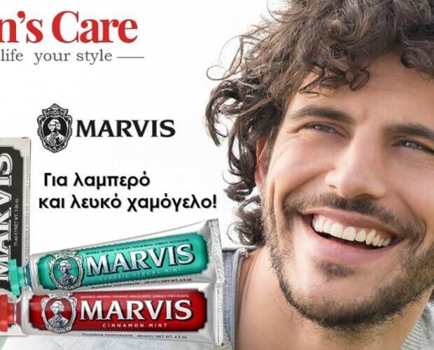 Οδοντόκρεμα Marvis