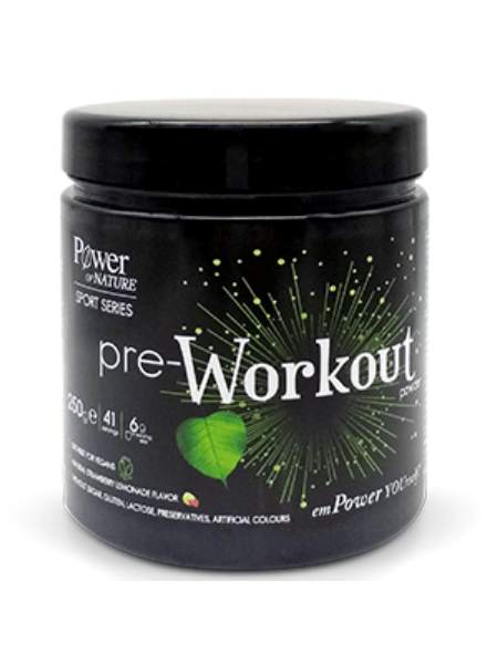Power Health pre-Workout