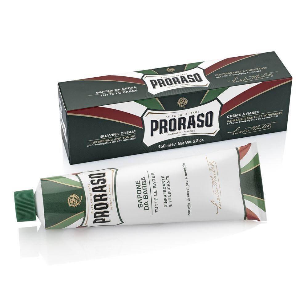 Proraso Shaving Cream with Eucalyptus 150ml