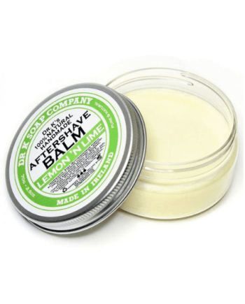 Dr K Soap Aftershave Balm Lemon n' Lime 70g