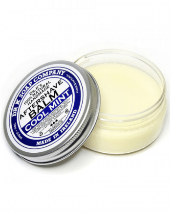 Dr K Soap Aftershave Balm Cool Mint 70g