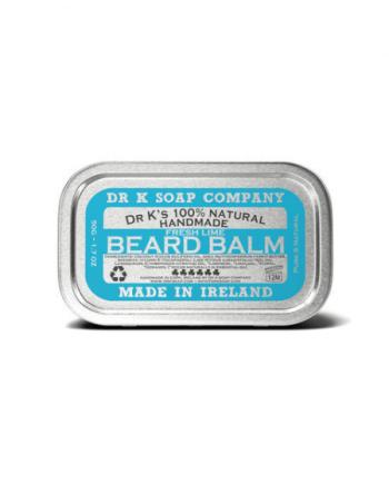 Dr K Soap Beard Balm Lime 50gr