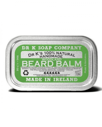 Dr K Soap Beard Balm Woodland