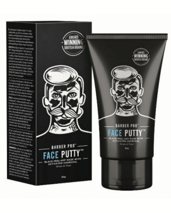 BARBER PRO Face Putty Black