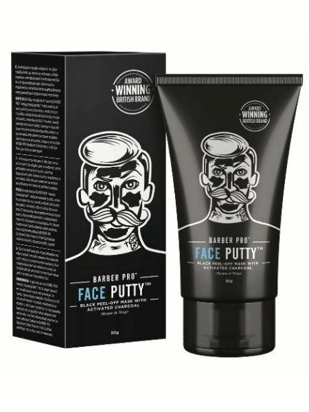 BARBER PRO Face Putty Black