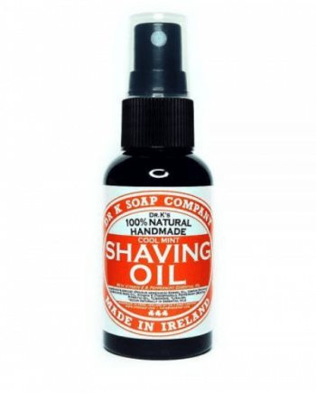 Dr K Soap Shaving oil pepermint 50ml