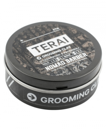 Nomad Barber Terai Clay - 85g