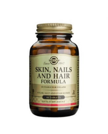 Solgar Skin, Nails & Hair Formula, 60 tabs