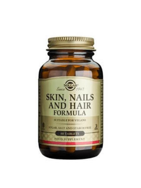 Solgar Skin, Nails & Hair Formula, 60 tabs