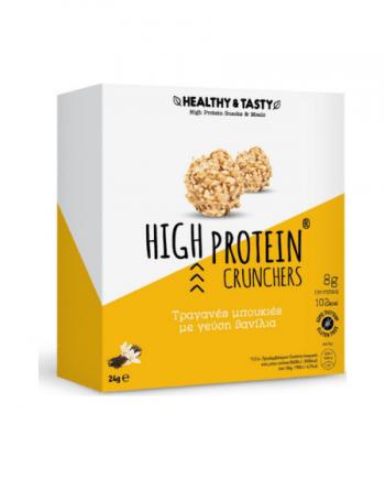 Protein Crunchers