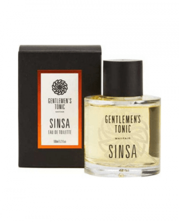 Gentlemen's Tonic Sinsa Eau de Toilette 100ml