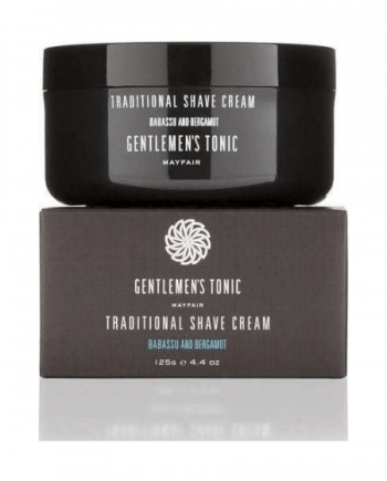 Gentlemen's Tonic Traditional Shave Cream 125gr