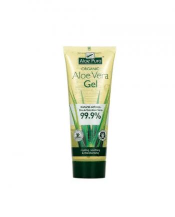 Optima Naturals Aloe Vera Gel 99.9% 200ml
