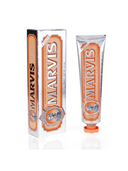 Marvis ginger mint & xylitol 85ml