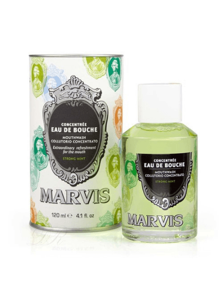 Marvis Concentrated Mouthwash Strong Mint 120ml