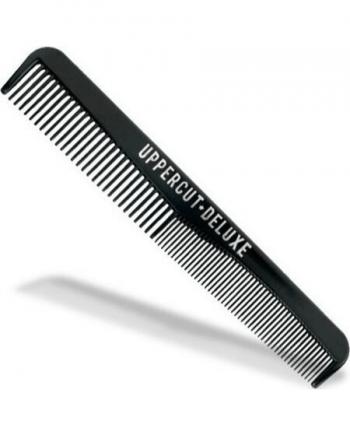 Uppercut Deluxe Pocket Comb Black