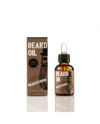 Cosmogent Mr. Μysterious – Beard Oil
