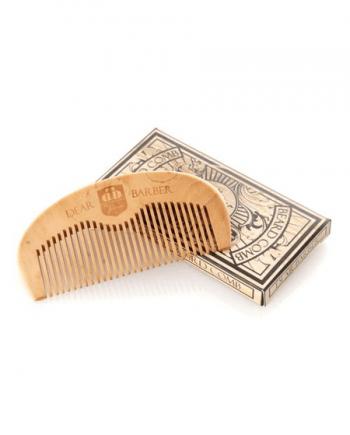 Dear Barber Wooden Beard Comb