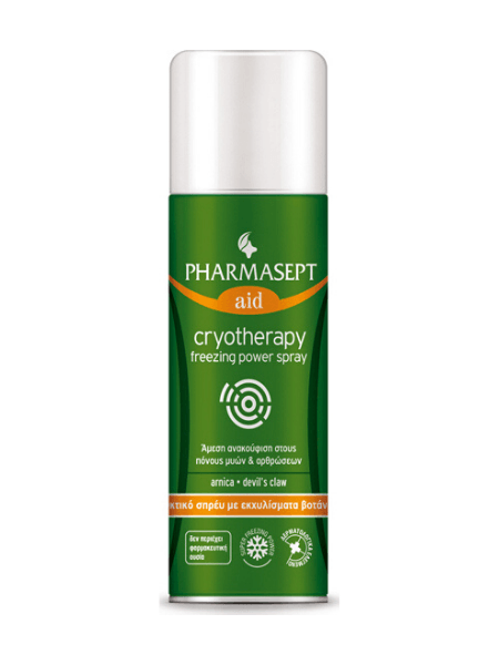 Pharmasept Tol Velvet Cryotherapy Freezing Power Spray 150ml