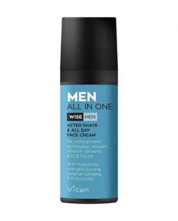 Vican Wise Men - Men All In One Cream 50ml