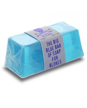 Bluebeards Revenge Big Blue Bar of Soap for Blokes 175gr