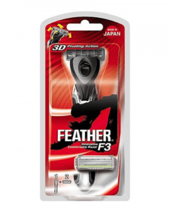 Feather F3 Shaving Razor