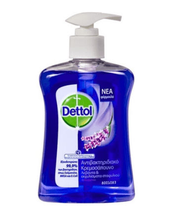 Dettol Lavender & Grape Extract Liquid Hand Wash 250ml